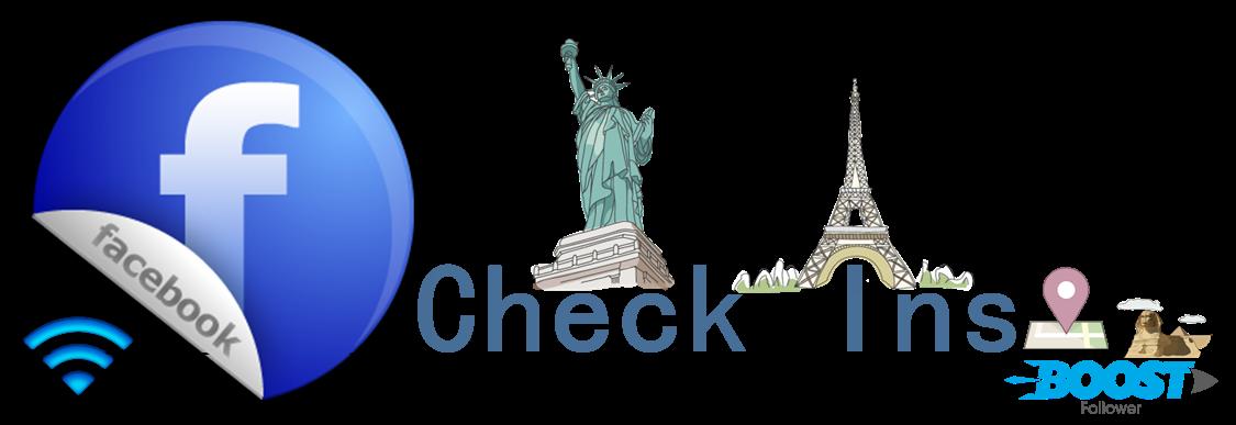 buy Facebook Checkins